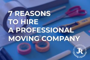 7 Reasons to hire professional moving company