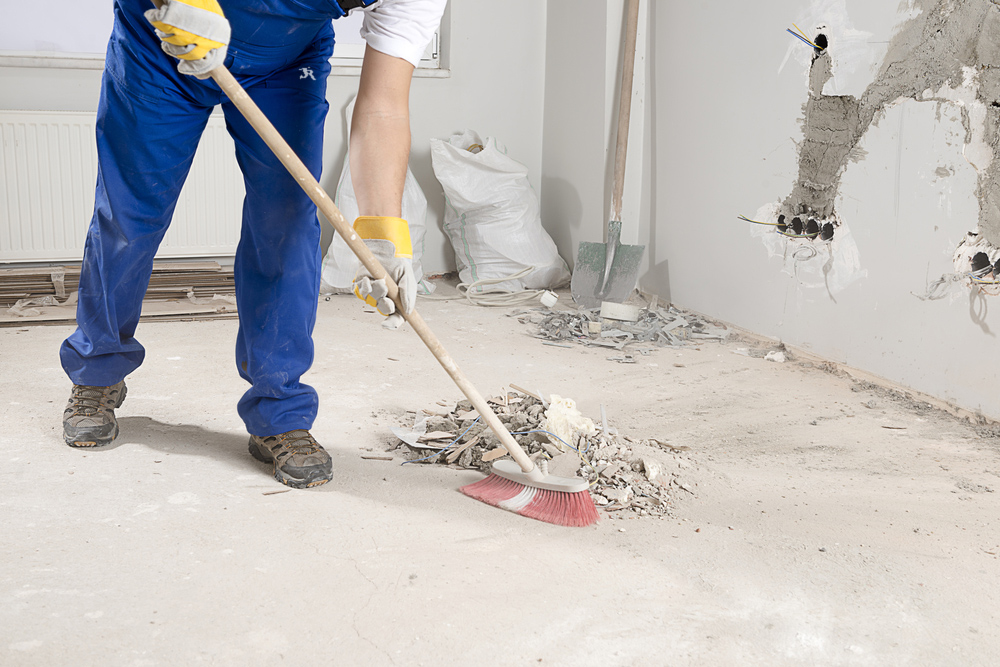 Construction Cleaning Services Sheffield Rotherham South Yorkshire - JR Cleaning & Removals